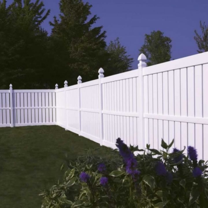 Semi-Private Fence